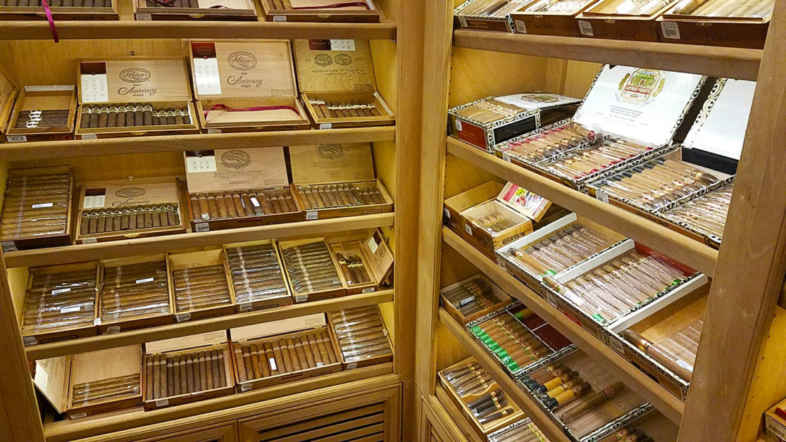 Large Walk In Humidor Will All The Top Brands
