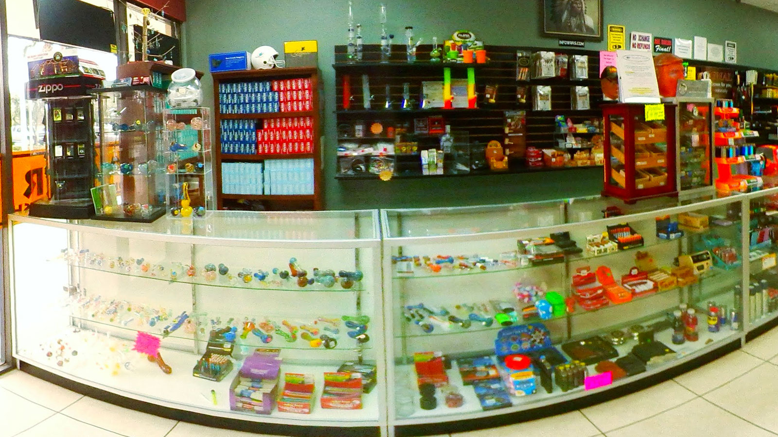 A Larger Selection of Vaporize Products Plus More.